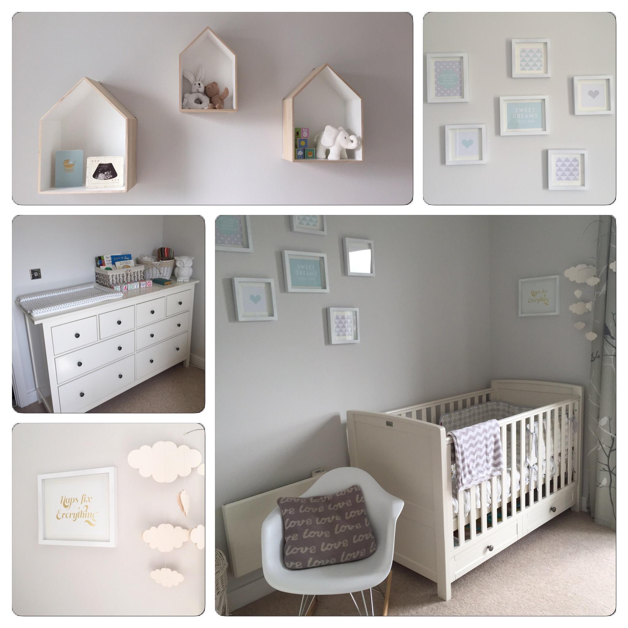baby's room design – Me & Baby G