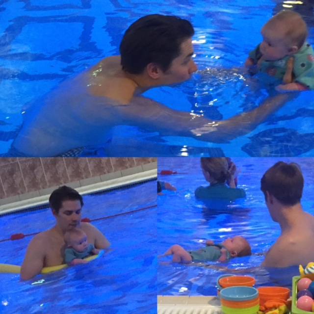baby swimming lessons puddleducks