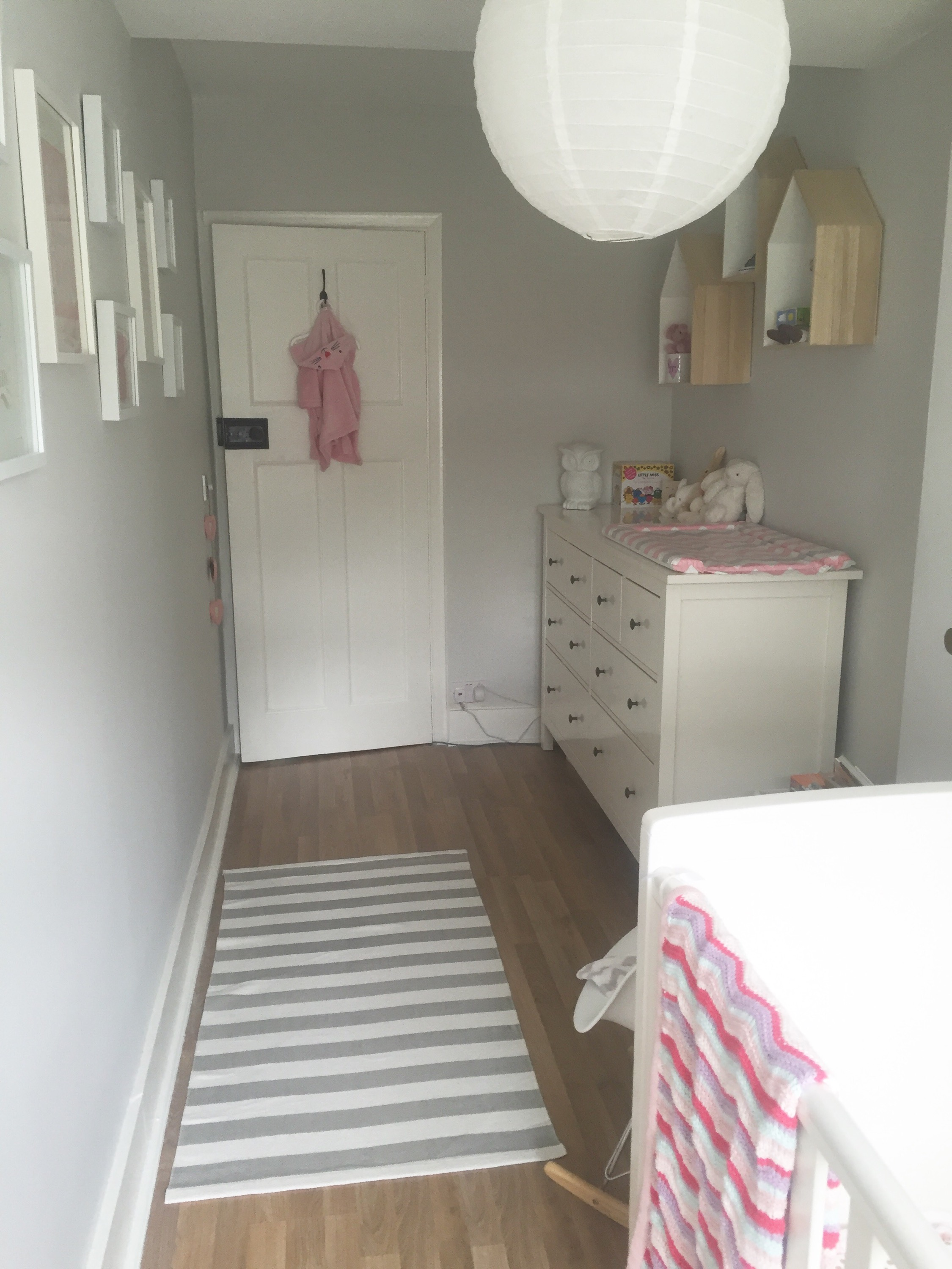 baby girl nursery bedroom design